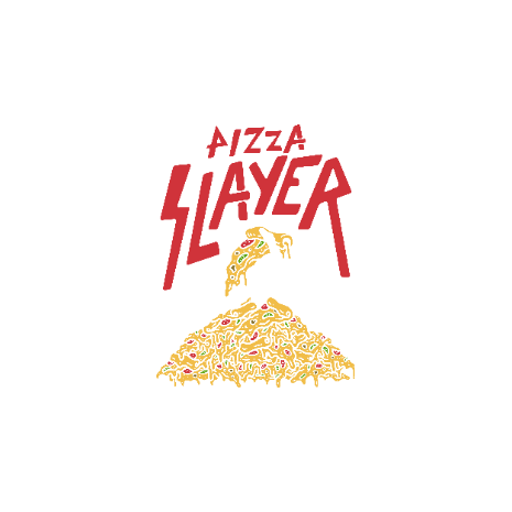 Tricou Pizza slayer