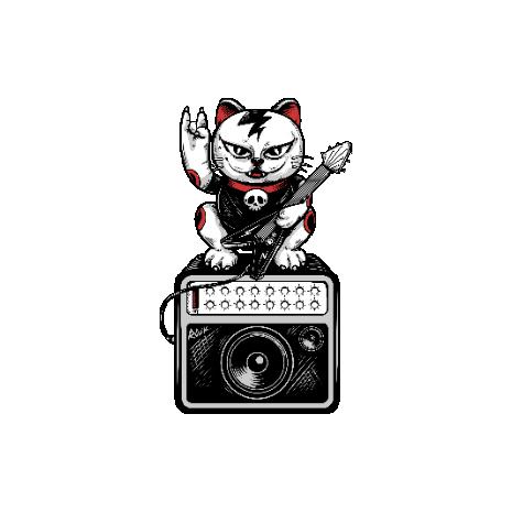 Tricou Lets rock