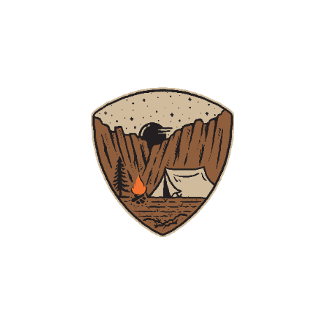 Tricou Camp cliffs