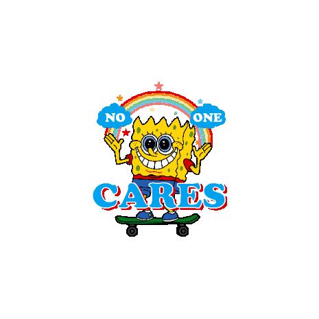 Tricou No one cares