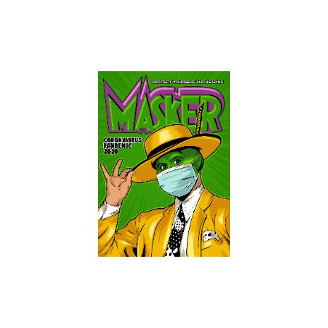 Tricou Masker