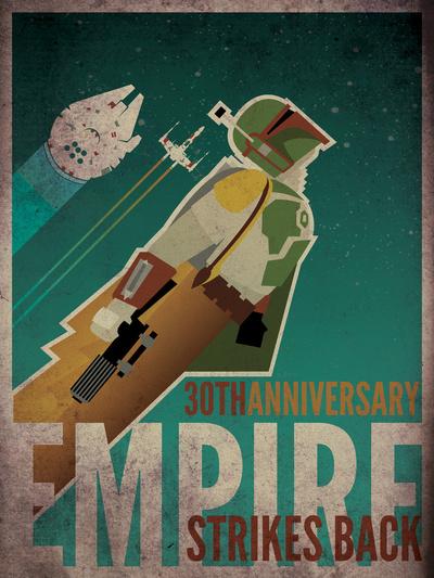 Star Wars Empire Strikes Back-30th Anniversary