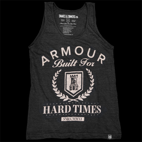 armour built for hard times_black tank