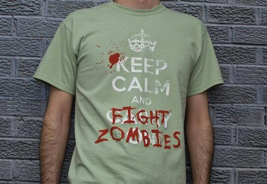 Tricouri zombie