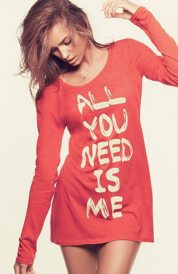 All you need is me