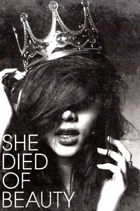 she died of beauty