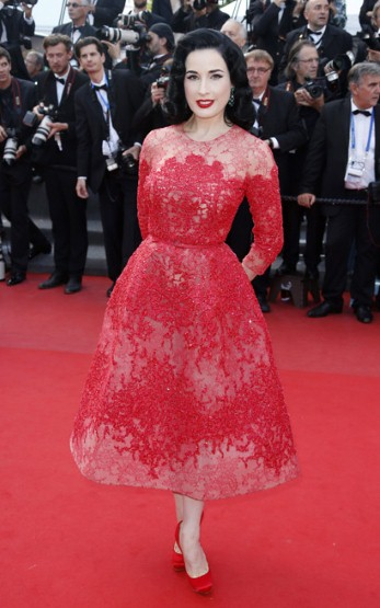 Moda Cannes 2013