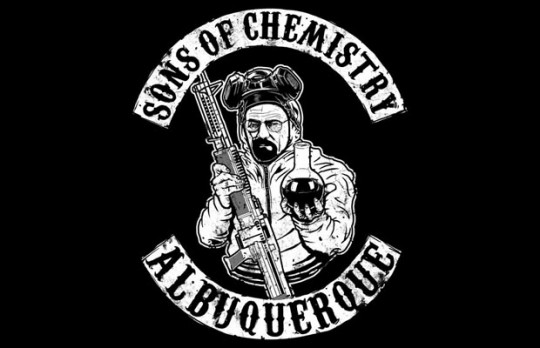 Sons of Chemistry- Breaking Bad Shirt