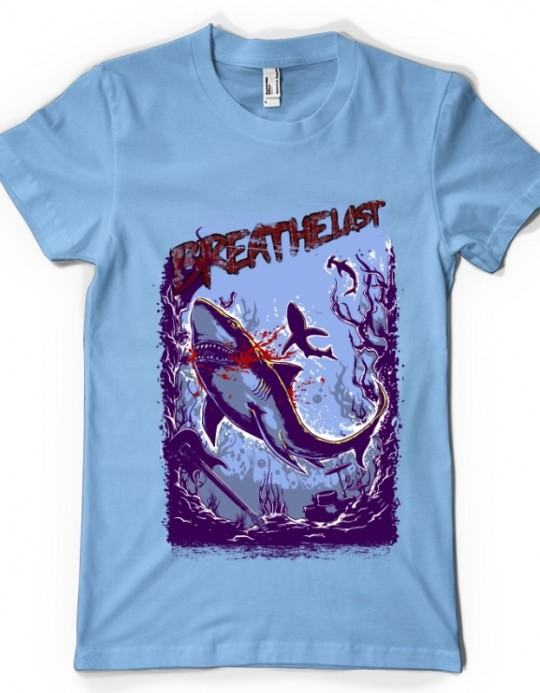BREATHELAST SHARK